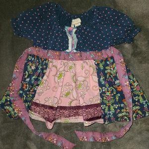 Matilda Jane Peasant Toddler Outfit